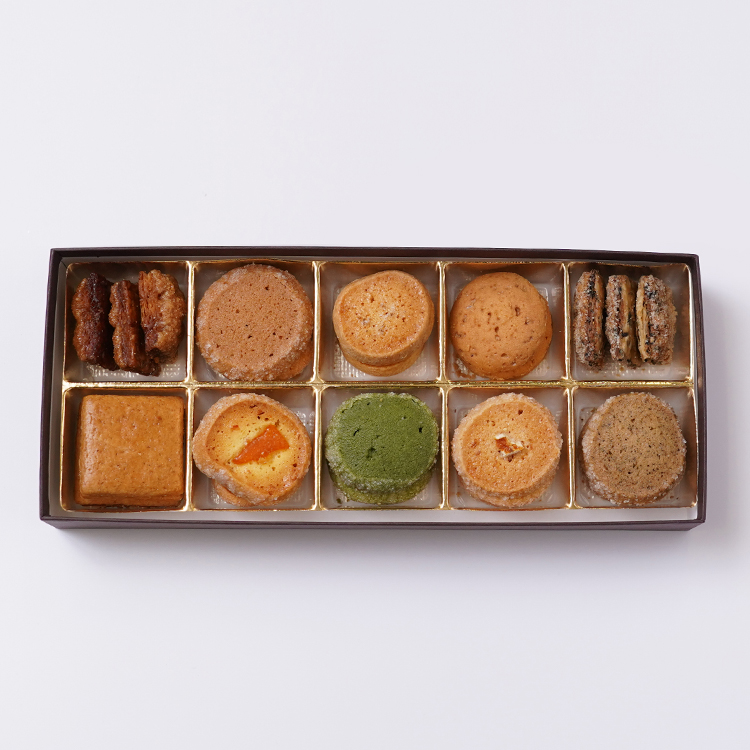 鹿児島めぐりクッキー(小)/常温便