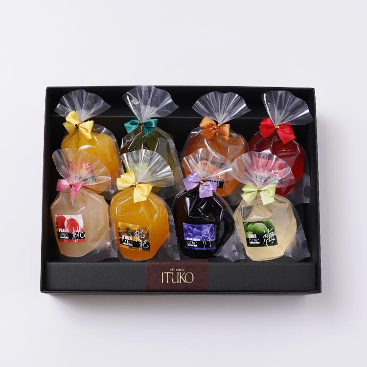 フルーツゼリー(8個入)/夏季冷蔵便
